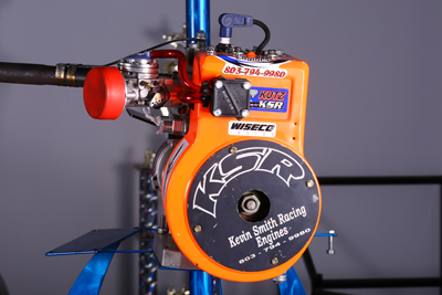 KSR - Kevin Smith Racing Engines - Taking Performance To Its